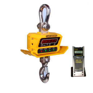 Digital Crane Scale Hanging Scale with Remote Display (GS-C-5Ton) pictures & photos
