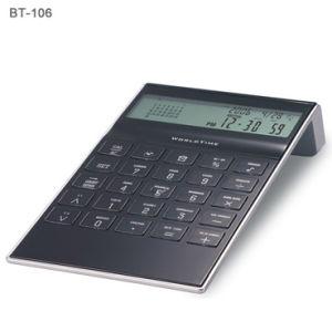 China Desktop Calendar Calculator with World Time Clock ...