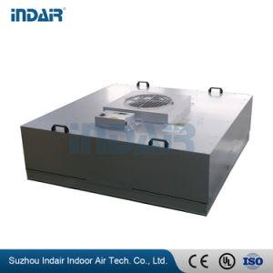 H14 FFU HEPA Filter Fan Cleanroom Fan Filter Unit Low Noise