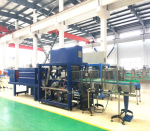 Very High Speed One Roll Pefilm Wrapping Equipment pictures & photos