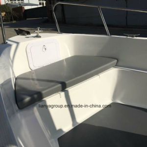 Liya Ly50 China Luxury Yacht Boat Fiberglass Fishing Boat pictures & photos