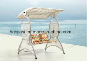 China Outdoor Rattan Garden Patio Furniture Rattan Swing Chair