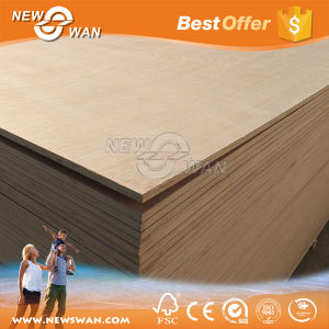 Commercial Plywood Birch Pine Okoume Bintangor Plywood Marine Grade Packing Plywood Competitive Prices pictures & photos