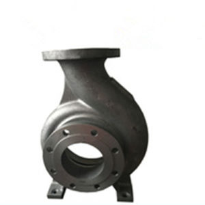 Cast Iron Motor Shell/Motor Housing pictures & photos