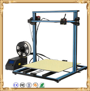 3D Printer CR-10 S5 New Version with Dual Z Axis Leading Screws Filament  Detector