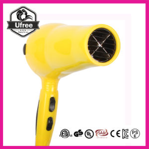 Ultra Power Professional Lightweight High Performance Hair Dryer with Ionic Conditioning for Sleekness and Shine