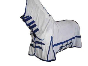 Breathable White Horse Blanket for Horses (SMR3319) pictures & photos