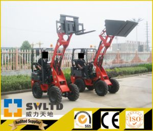 Swltd Brand Small Wheel Loader Zl 06A with CE pictures & photos