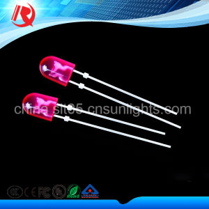 2016 Hot Sale LED 5mm Round Red Lead Free pictures & photos