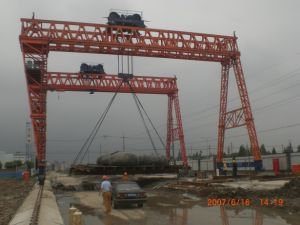 General Gantry Crane (QLM-4) with SGS pictures & photos