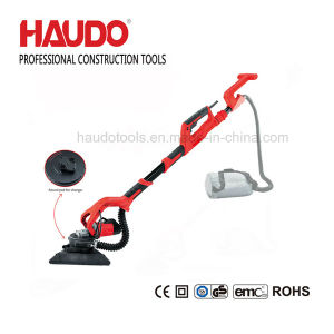 Extend Pole Drywall Sander with Two Heads and vacuum System