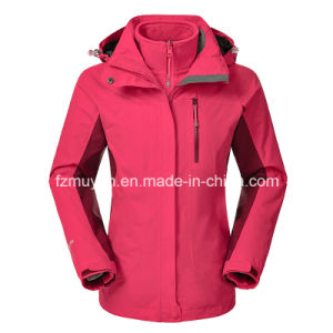 Outdoor Two - Piece Wind and Warm Jackets