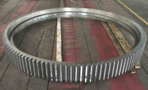 Hot Forged Gear Ring, Alloy Steel Gear Ring pictures & photos