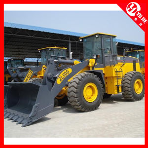 Hydrostatic Wheel Loader, Brand New Wheel Loader pictures & photos