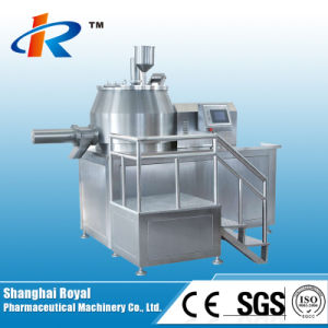 GHL-100 Super Mixing Granulator pictures & photos