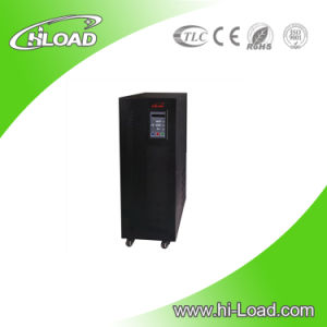 LCD Display 8kVA Single Phase Pure Sine Wave Online UPS