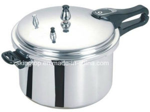 LPG or Natural Gas Pressure Cooker for Home Use