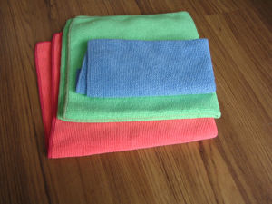 Microfiber Kitchen Cleaning Cloth/Dusting Cleaning Towel