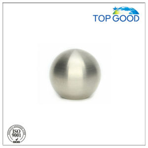 Stainless Steel with Bore Hole Solid Ball (61100)