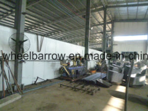 Wheel Barrow Making Machinery Mould Wb6400 pictures & photos