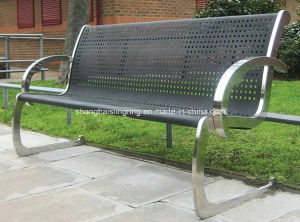 China Garden Furniture Sale Street Benches Modern Outdoor Seating