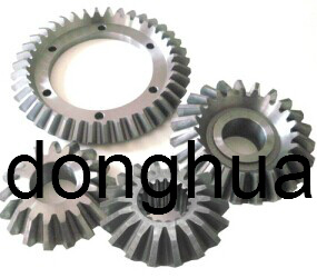 Engine Parts Cummins Gear 3004684 for K19 Stainless Steel