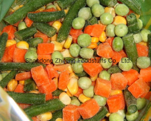 IQF Frozen Mixed Vegetables with High Quality pictures & photos