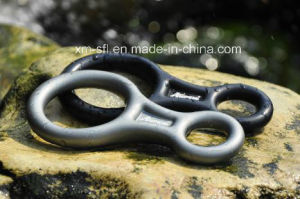 Anpen 50kn Figure 8 Descender, Rescue 8 Descender (P80)