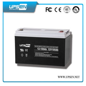 VRLA Sealed Lead Acid Battery for Security System and Alarm System pictures & photos