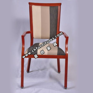Stripe Fabric Arms Chair (YC-E82-01) pictures & photos