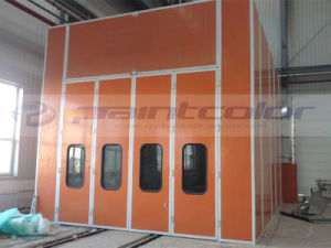 Large Auto Machine Coating Booth 25m X 5m X 5m pictures & photos