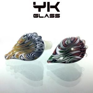 Wholesale Price Colored Glass Bowls Smoking Accessories pictures & photos