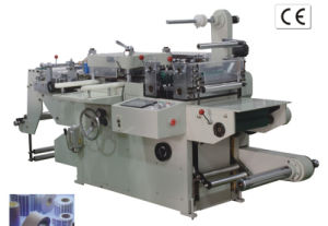 Roll-Roll Continuous Adhesive Tape Die Cutting Machine (JMQ-320A) pictures & photos