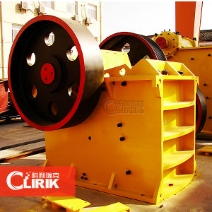 The Main Equipment Stone Jaw Crusher (PE, PEX) pictures & photos