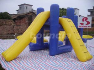 Cheap Inflatable Water Tower with Slide for Children or Adult (WP02)