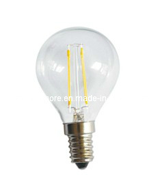 LED Filament Lamp 2W (MLF-G45-2W) pictures & photos