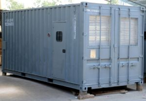 75kVA-1000kVA Power Diesel Silent Soundproof Generator Set with Yto Engine (K36500)