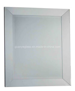 Clear Square Modern Mirror (GJ222s)