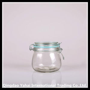 Swing Top Bale Jars / Glass Storage Jar pictures & photos