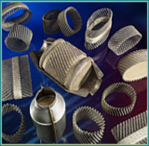 Kdl Stainless Steel Knitted Mesh pictures & photos
