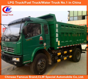 130HP 4*2 Mini 10ton 15ton 20ton Tipper Truck Dongfeng Dump Truck pictures & photos