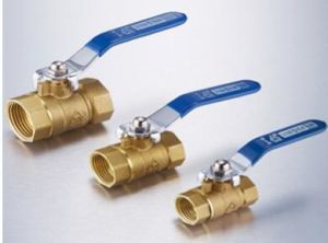 3/8 Inch Brass Mini Ball Valve