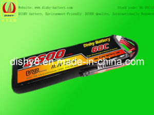 Lipo RC Battery 11.1V 2600mAh 60c RC Helicopter Battery