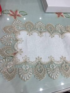 5047 Lace Table Cloth pictures & photos