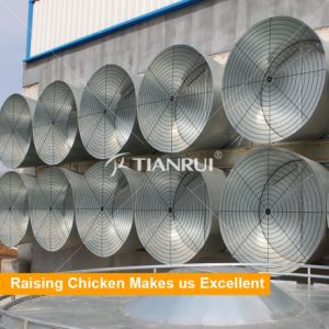 Hot Galvanized Cone Fan Used for Poultry Farm pictures & photos