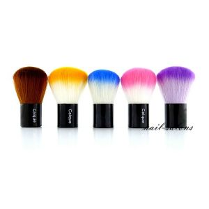 Makeup Brush Foundation Cleaner Nail Art for UV Gel Powder Dust Remover