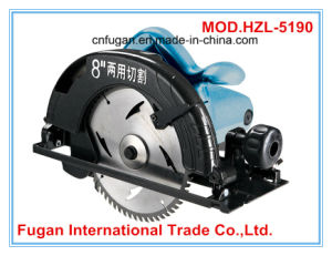 Power Tools Electric Circular Saw 1680W Wood Cutting Machine (HZL-5190)