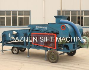 Dzl-25 Grain Cleaning Machine (gravity separator) pictures & photos