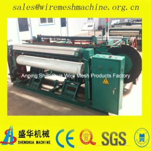 Automatic Metal Wire Mesh Weaving Machine (ISO9001 and CE) pictures & photos
