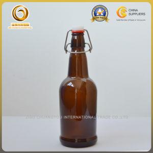16oz Empty Glass Swing Top Beer Bottles, Flip Top Beer Bottle (015)